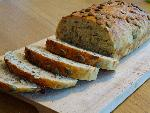 Pumpkin seed bread