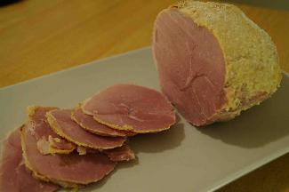 Swedish Christmas ham