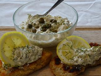 Swedish Remoulade sauce